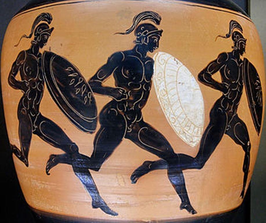 Antik Olimpiyat Oyunları