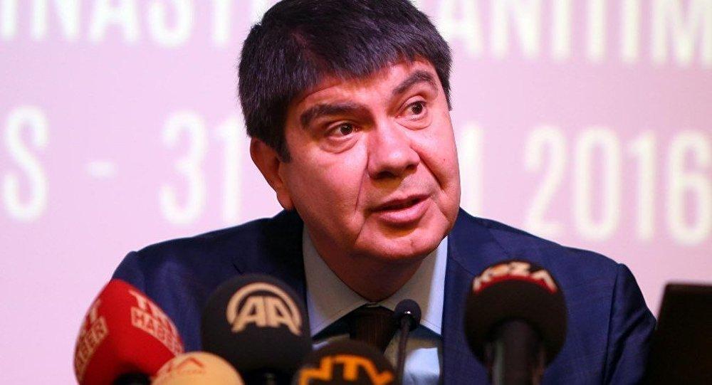 Antalya Büyükşehir Belediye Başkanı AK Partili Menderes Türel