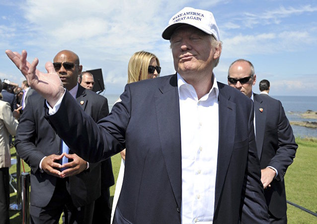 ABD'nin Cumhuriyetçi başkan adayı Donald Trump
