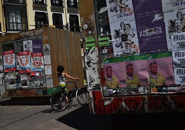İspanya'da seçim