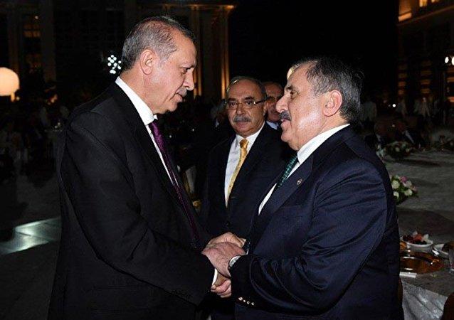 Eski Devlet Bakanı Salim Ensarioğlu