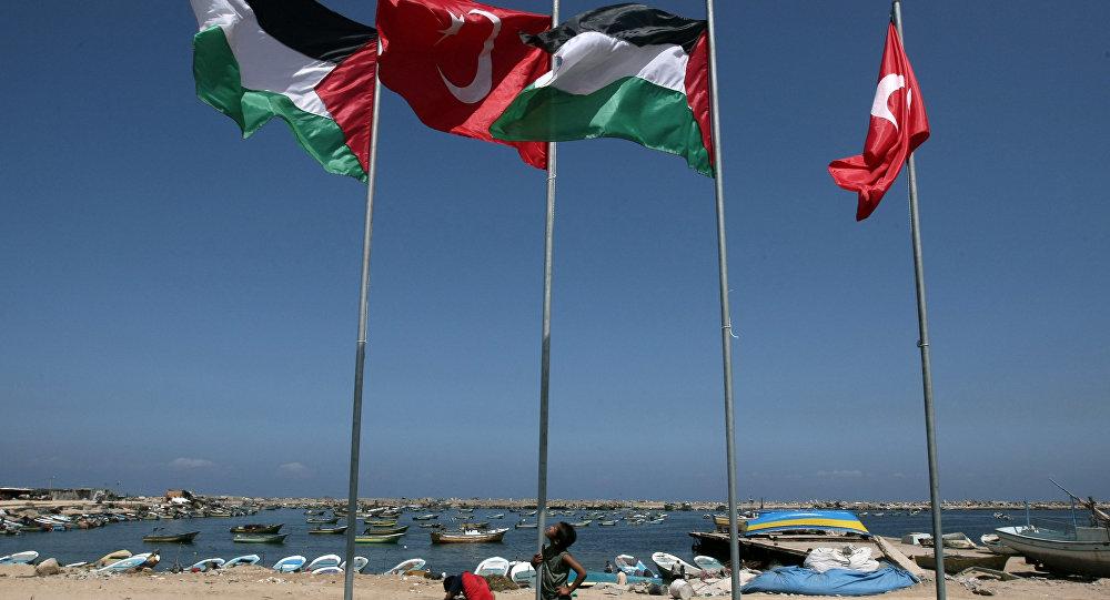 Türkiye ABD'ye Filistin konusunda hak ettiği cevabı verdi