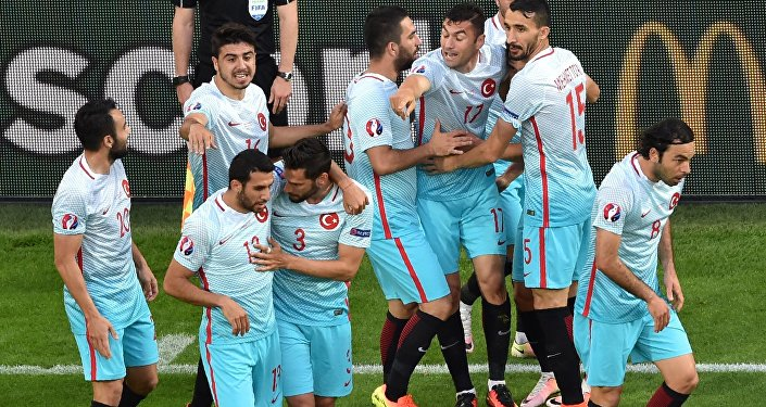 Türkiye - EURO 2016