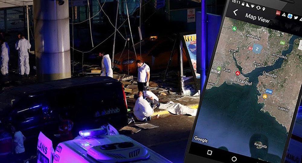 Türkiye'deki terör saldırıları, telefon uygulamasına 'ilham' verdi