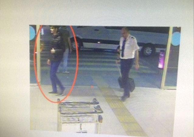İstanbul Atatürk Havalimanı'ndaki saldırının faillerinden biri
