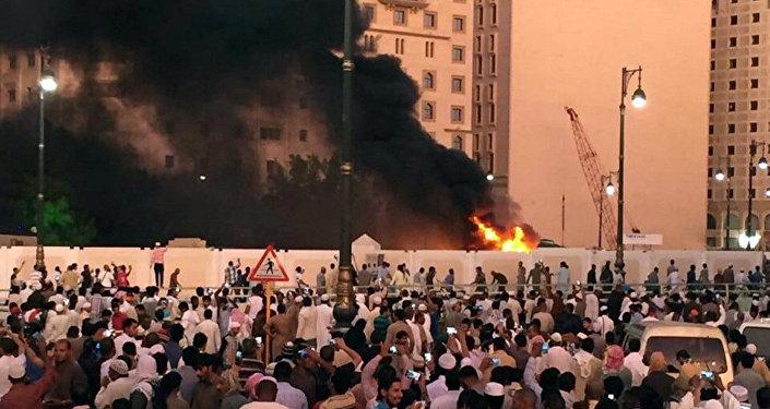 Suudi Arabistan saldırı