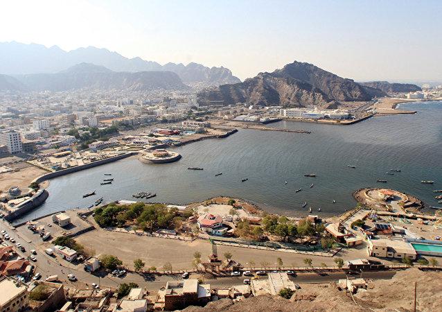 Yemen - Aden