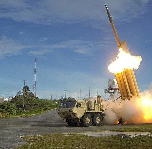 Bölge Yüksek İrtifa Hava Savunması (THAAD) füzeleri