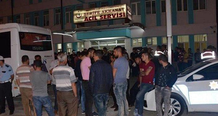 Konya'da Türklerle Suriyeliler arasında bıçaklı kavga
