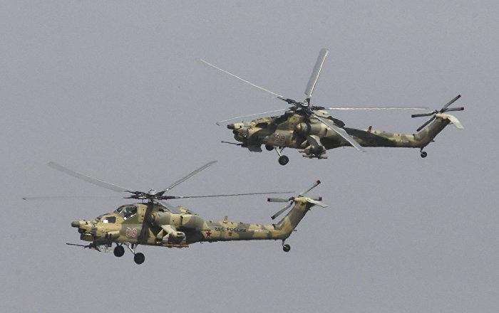 Rusya Türkiye'ye Erdoğan adında savaş helikopteri satma peşinde