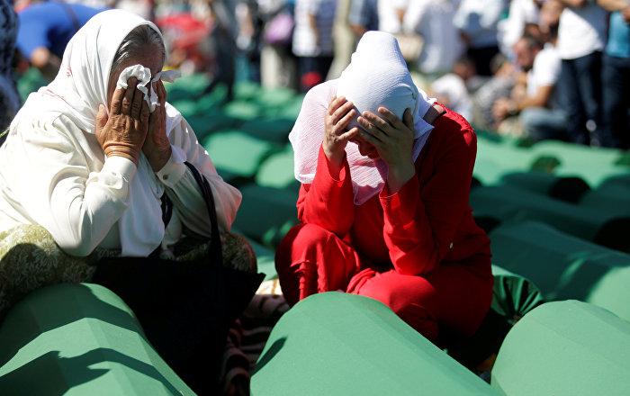 Temyiz Mahkemesi Srebrenitsa'da Hollanda hükümeti 'kısmen suçlu'