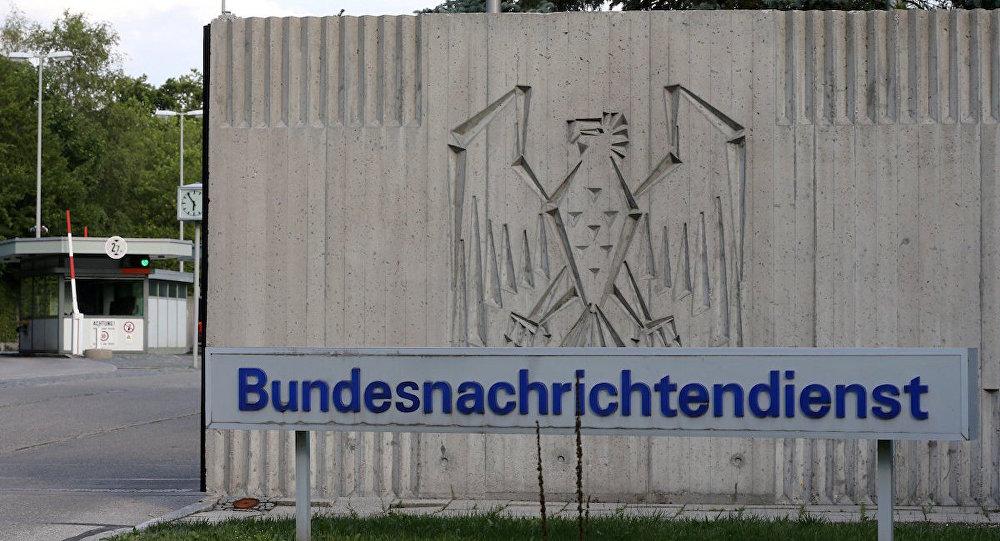 Alman Dış İstihbarat Teşkilatı (BND - Bundesnachrichtendienst)