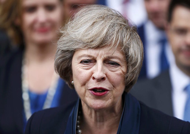 Muhafazakar Parti lideri Theresa May