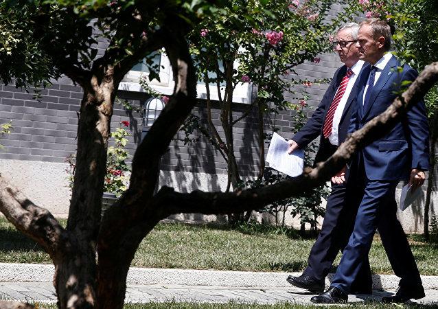 Jean-Claude Juncker - Donald Tusk