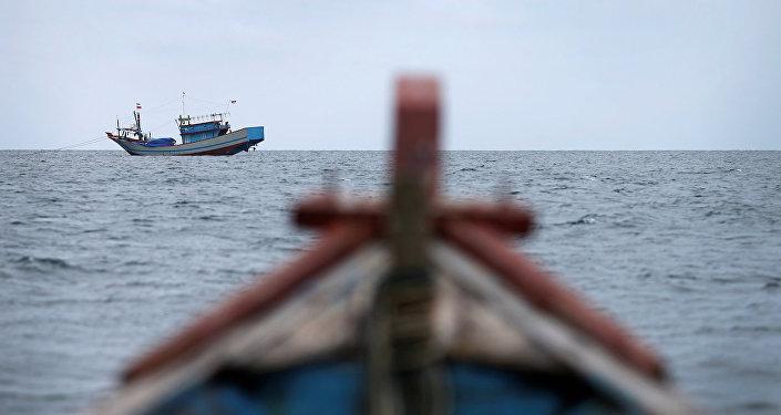 Güney Çin Denizi'ndeki Natuna Adaları