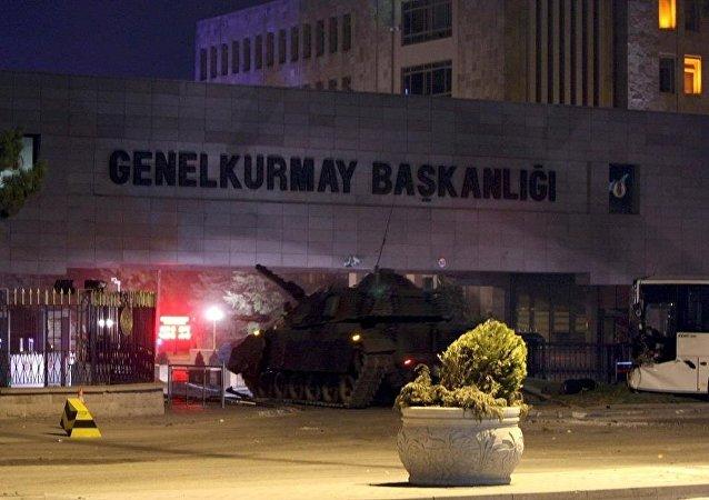 Türkiye darbe girişimi