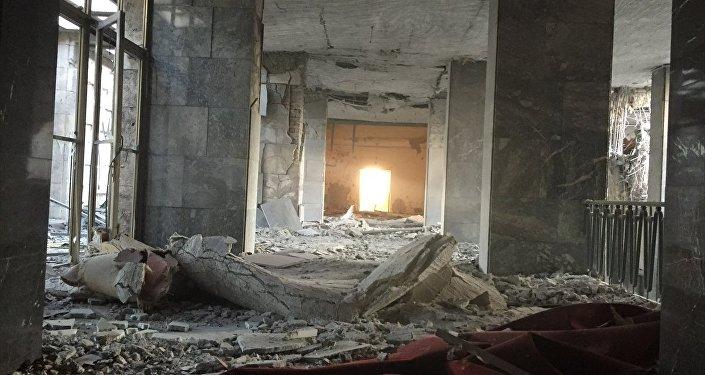 Darbe girişimi sırasında TBMM binası bombalandı