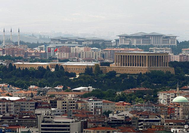Ankara - Anıtkabir - Cumhurbaşkanlığı Külliyesi