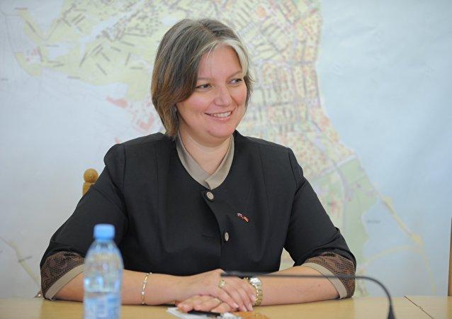 Türkiye'nin Novorossiysk Başkonsolosu Beste Pehlivan Sun