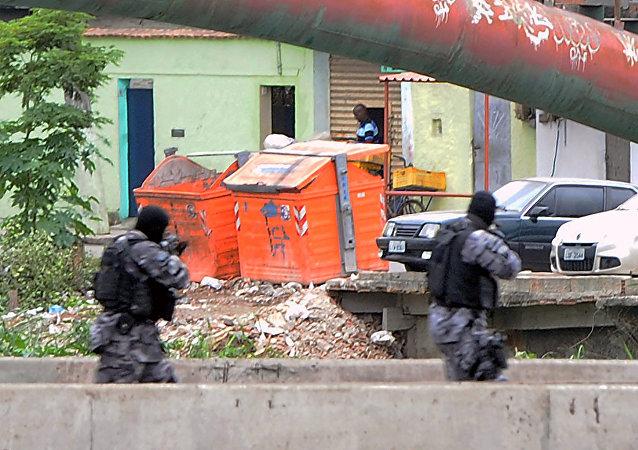 Brezilya polisi