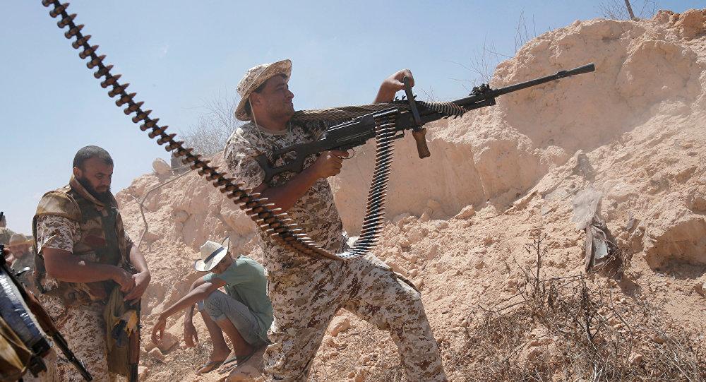 Libya- IŞİD