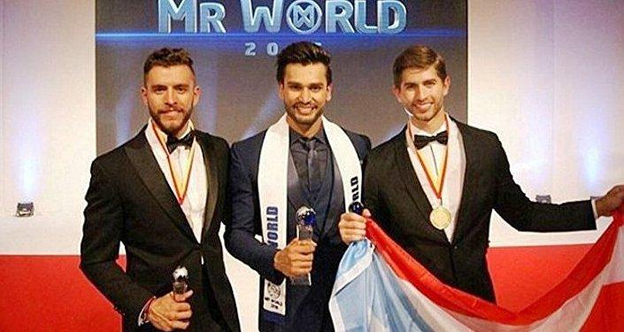 Dünyanın en yakışıklı erkeği yarışması