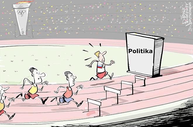 CAS, Rus atletlerin Rio'dan men edildi