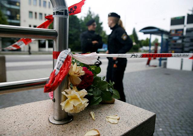 Münih'te saldırı