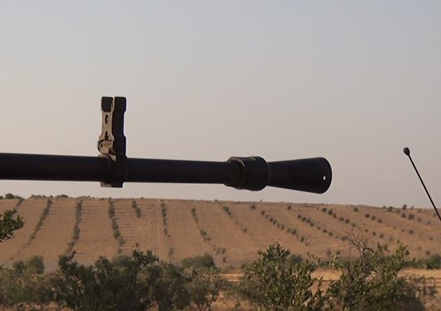Suriye ordusu stratejik boru hattını IŞİD'den geri aldı