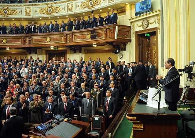 Mısır parlamentosunda Ermeni soykırımının kabulüne dair tasarı sunuldu.