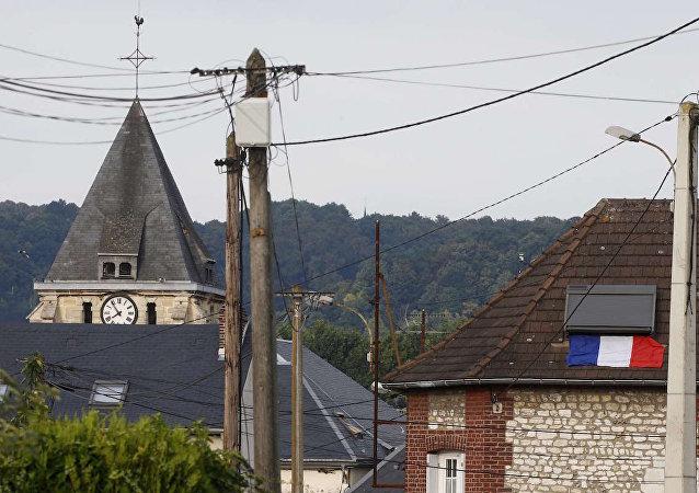 Fransa'daki kilise saldırısı