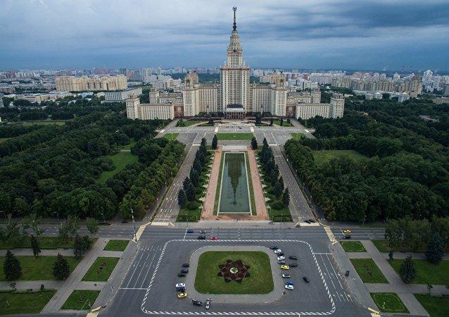 Moskova Devlet Üniversitesi
