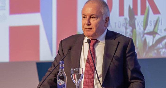 Dünya Türk İş Konseyi (DTİK) Avrasya Komitesi Başkanı Ali Galip Savaşır
