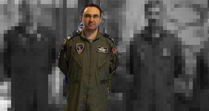 Akıncı Üs komutanı Tuğgeneral Hakan Evrim