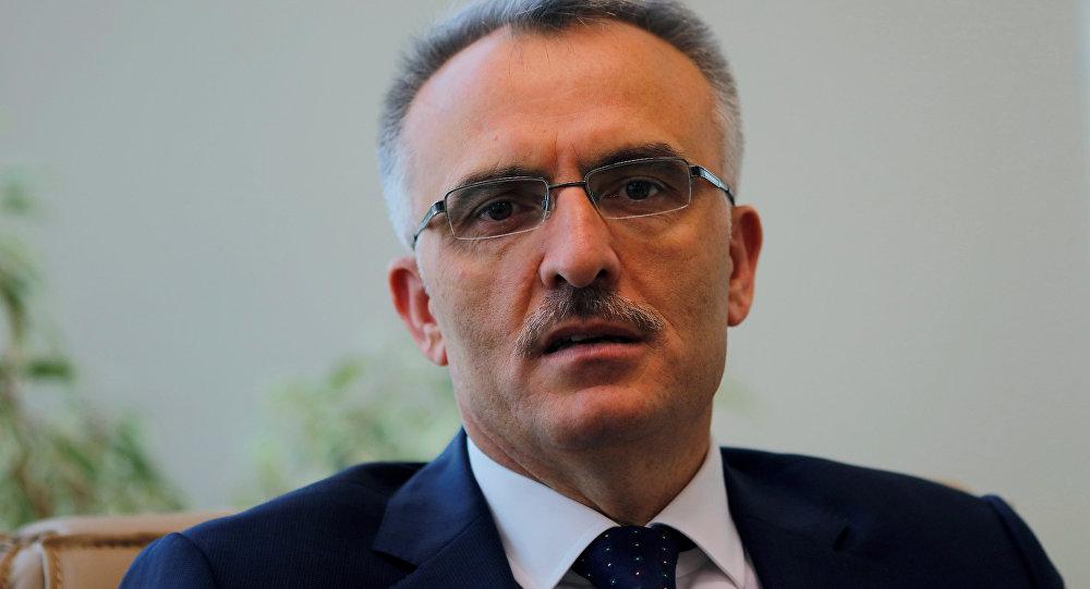 Ağbal: Bütçe ocak-nisan döneminde 23.2 milyar lira açık verdi