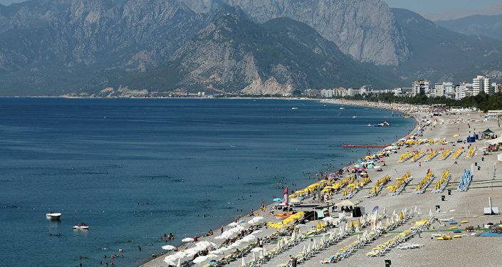 Türkiye turizm - Antalya