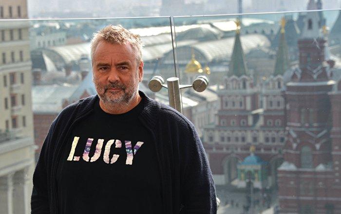 Oscar ödüllü yönetmen Luc Besson'a tecavüz suçlaması
