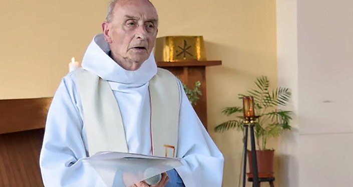 Rahip Jacques Hamel