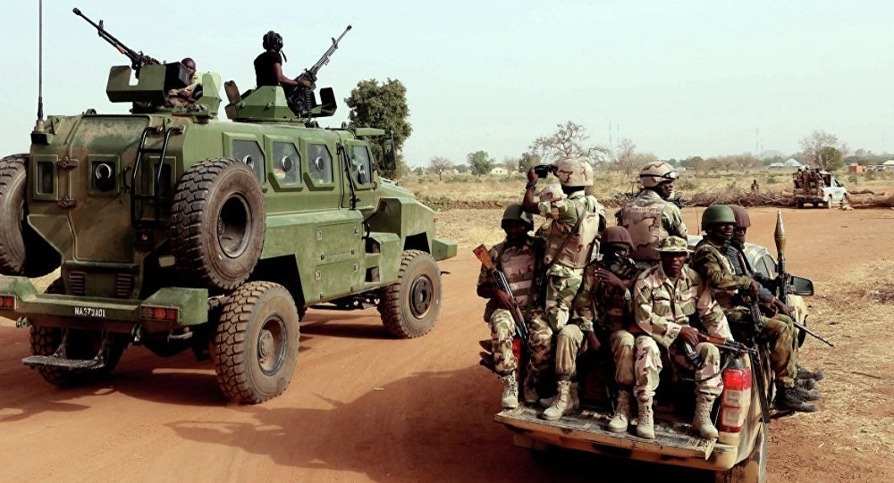 Nijerya ordusu