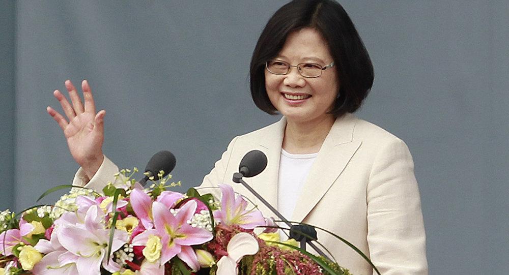 Tayvan lideri Tsai Ing-wen