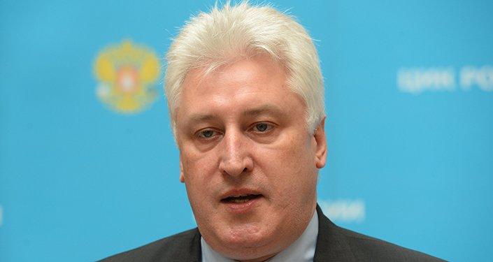 Natsionalnaya Oborona (Ulusal Savunma) dergisinin baş editörü ve Rusya Savunma Bakanlığı Kamu Konseyi Başkanı İgor Korotçenko