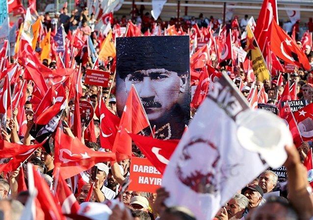 CHP Taksim mitingi