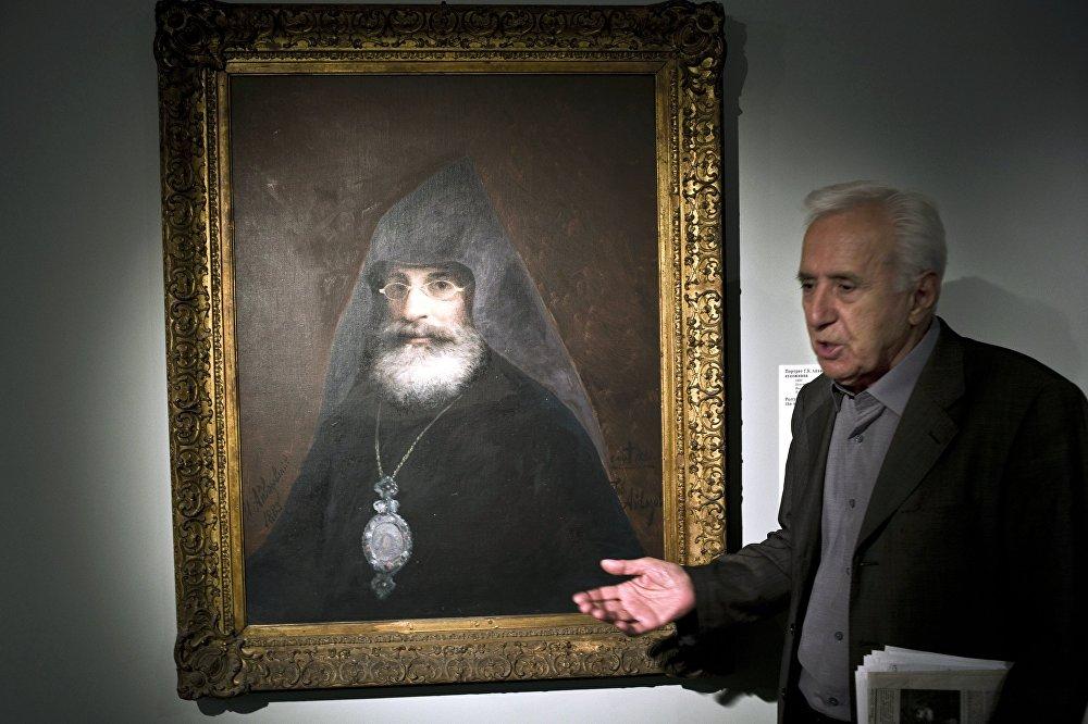 İvan Ayvazovskiy- Başpiskopos Gabriel Ayvazyan