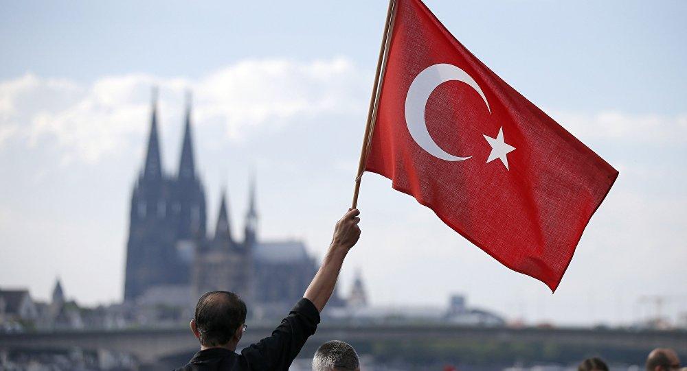 Almanya - Köln / Almanya'daki Türkler
