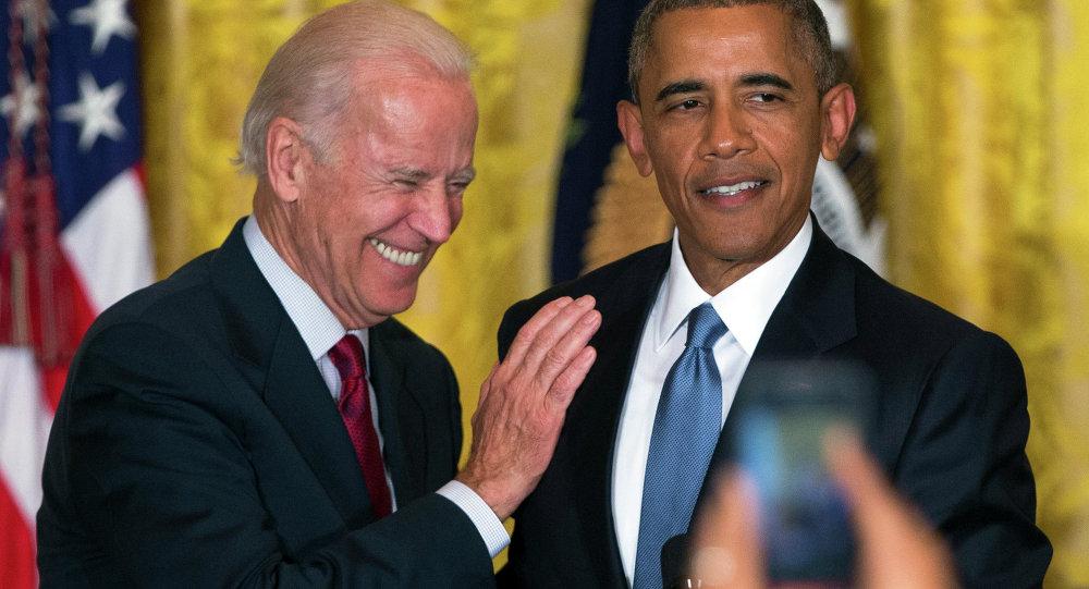 Joe Biden - Barack Obama
