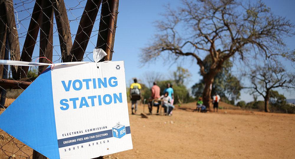 Güney Afrika'da yerel seçimler