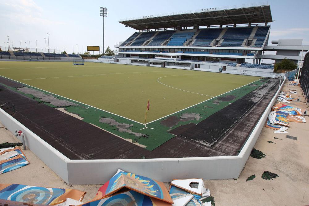 Terk edilmiş olimpiyat tesisleri