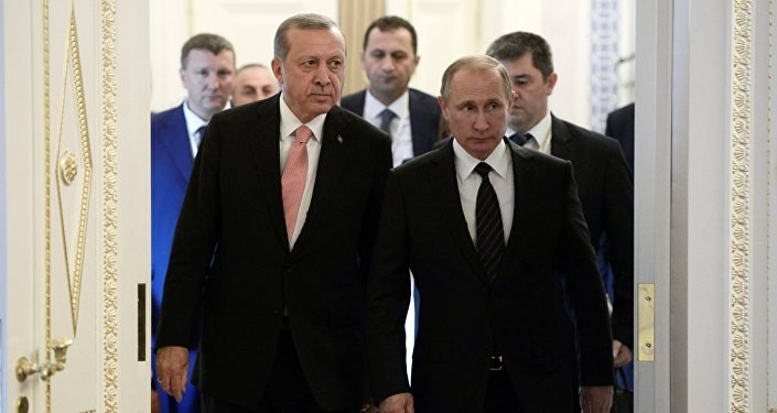 Putin - Erdoğan