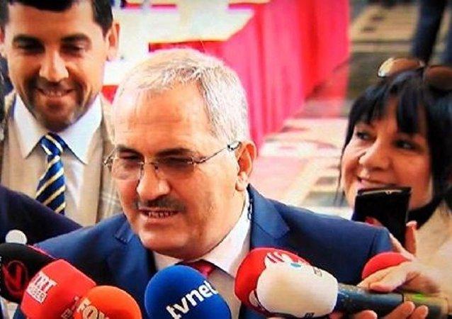 AK Parti Osmaniye Milletvekili Suat Önal