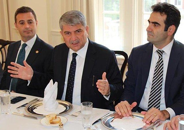 TBMM Dışişleri Komisyonu Başkanvekili ve AK Parti Bursa Milletvekili Kani Torun